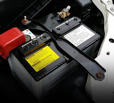 Battery Maintenance Checklist